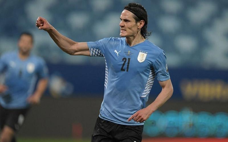 Soi kèo Uruguay vs Paraguay lúc 7h00 ngày 29/6/2021