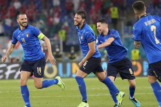 Soi kèo Ý vs Wales lúc 23h00 ngày 20/6/2021