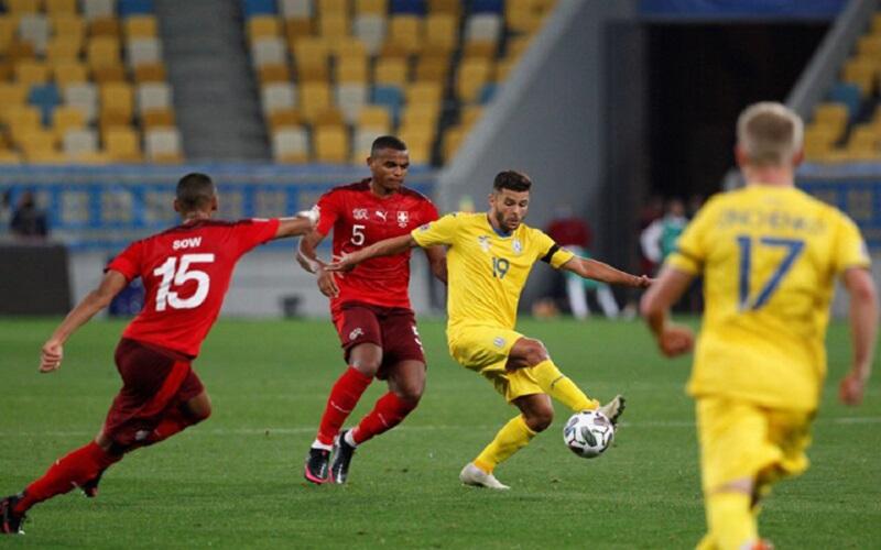 Soi kèo Thụy Điển vs Ukraine lúc 02h00 ngày 30/6/2021