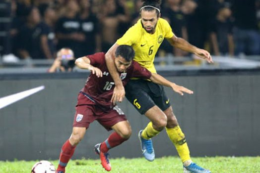 Soi kèo Thái Lan vs Malaysia lúc 23h45 ngày 15/6/2021
