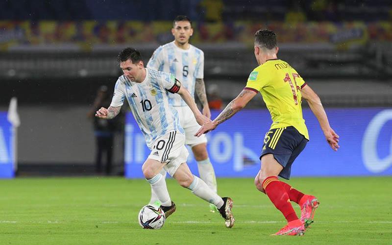 Soi kèo Argentina vs Colombia lúc 8h00 ngày 7/7/2021