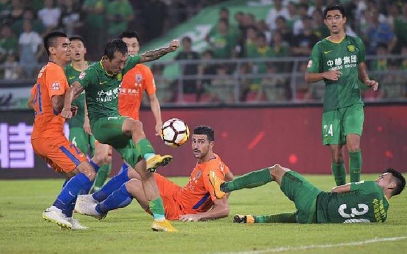 Soi kèo Beijing Guoan vs United City lúc 21h00 ngày 8/7/2021