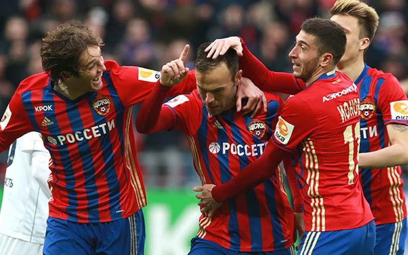 Soi kèo CSKA Moscow vs Lokomotiv Moscow lúc 0h00 ngày 1/8/2021