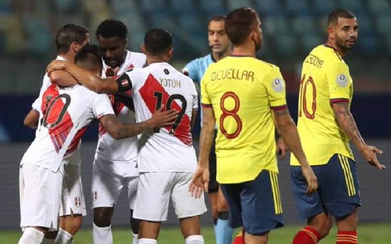Soi kèo Colombia vs Peru lúc 7h00 ngày 10/7/2021