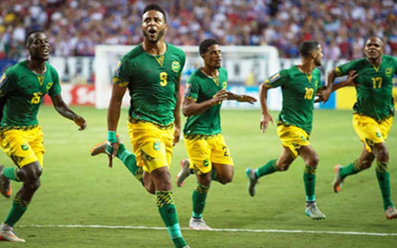 Soi kèo Jamaica vs Suriname lúc 5h30 ngày 13/7/2021