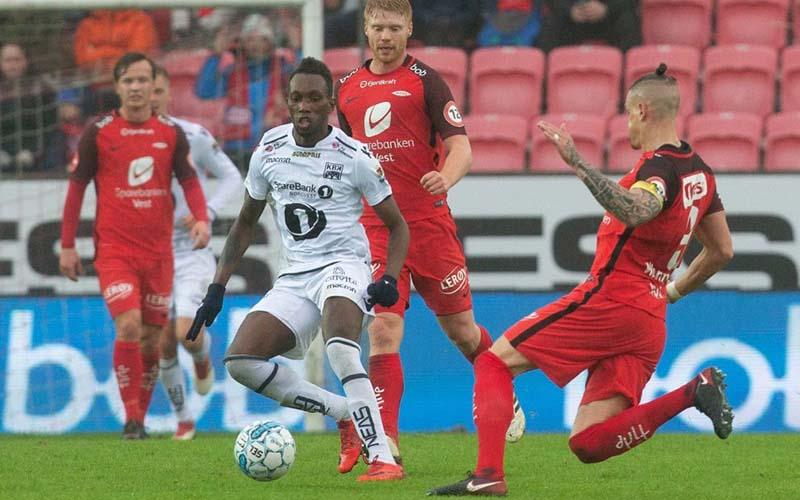 Soi kèo Kristiansund vs Brann lúc 0h00 ngày 6/7/2021