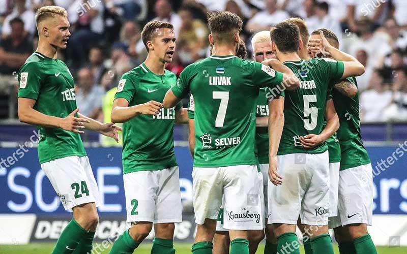 Soi kèo Legia Warszawa vs Flora lúc 2h00 ngày 22/7/2021