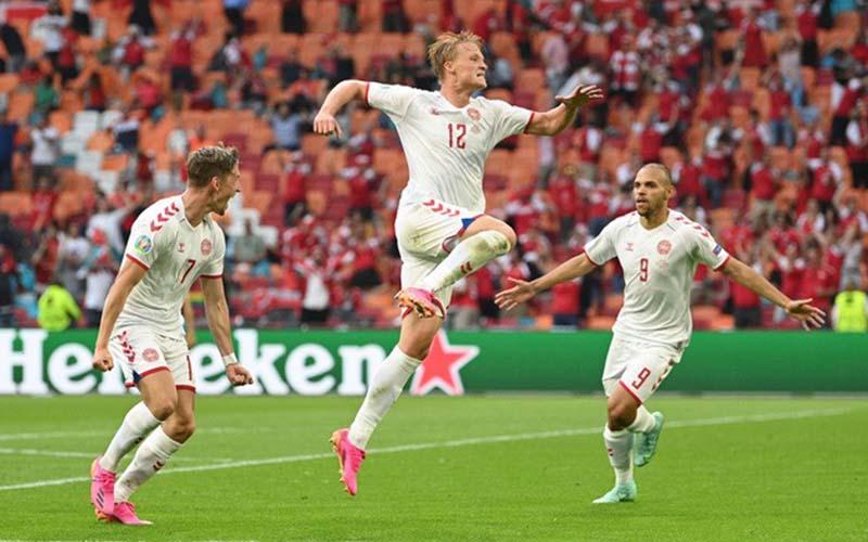 Soi kèo Séc vs Đan Mạch lúc 23h00 ngày 3/7/2021