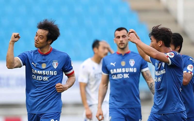 Soi kèo Suwon Bluewings vs Incheon lúc 17h30 ngày 23/7/2021