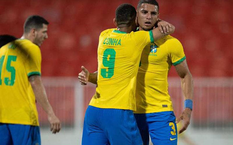 Soi kèo U23 Brazil vs U23 Bờ Biển Ngà lúc 19h30 ngày 25/7/2021