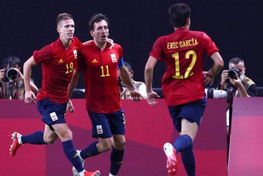 Soi kèo U23 Tây Ban Nha vs U23 Argentina lúc 18h00 ngày 28/7/2021