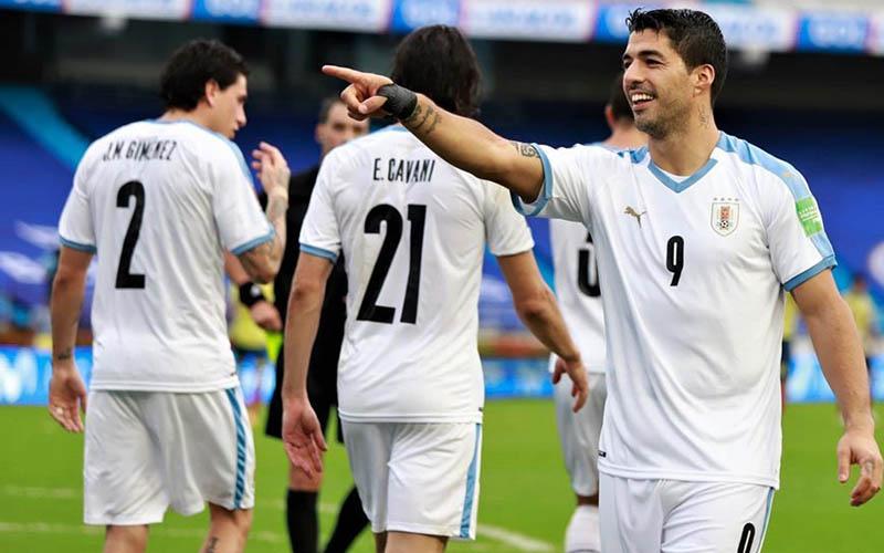 Soi kèo Uruguay vs Colombia lúc 5h00 ngày 4/7/2021