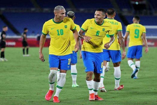 Soi kèo U23 Brazil vs U23 Ai Cập lúc 17h00 ngày 31/7/2021