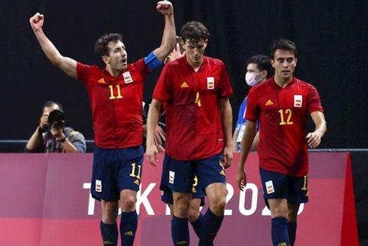Soi kèo U23 Tây Ban Nha vs U23 Bờ Biển Ngà lúc 15h00 ngày 31/7/2021