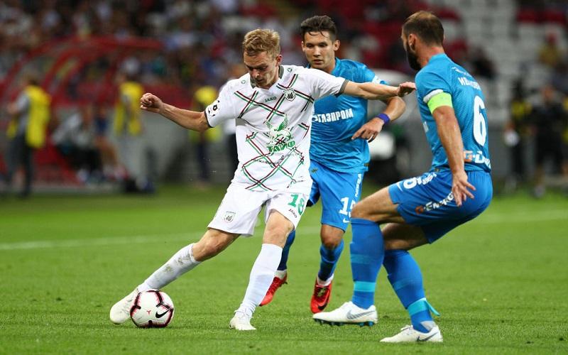 Soi kèo Krasnodar vs Rubin Kazan lúc 00h30 ngày 28/8/2021
