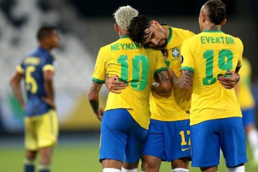 Soi kèo Chile vs Brazil lúc 08h00 ngày 3/9/2021