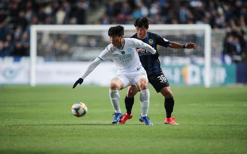 Soi kèo Ulsan vs Daegu lúc 17h00 ngày 4/8/2021
