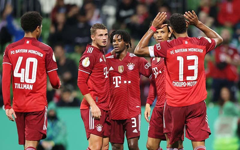 Soi kèo Bayern vs Hertha Berlin lúc 23h30 ngày 28/8/2021