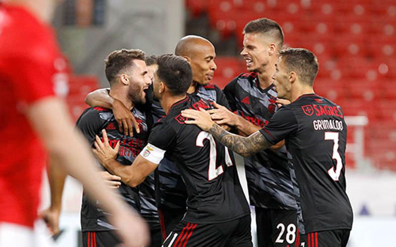 Soi kèo Benfica vs Spartak Moscow lúc 2h00 ngày 11/8/2021