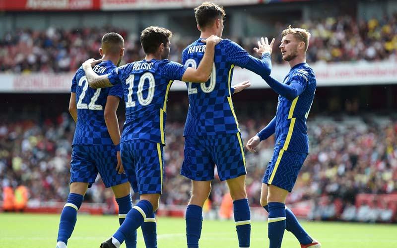 Soi kèo Chelsea vs Tottenham lúc 1h45 ngày 5/8/2021