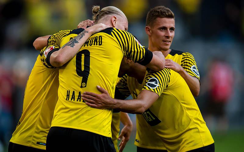 Soi kèo Dortmund vs Hoffenheim lúc 1h30 ngày 28/8/2021