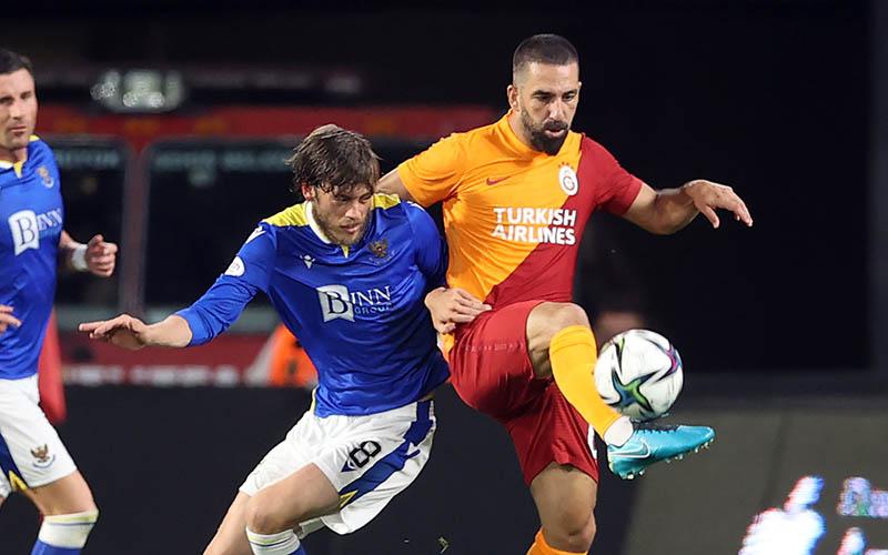 Soi kèo Johnstone vs Galatasaray lúc 1h00 ngày 13/8/2021
