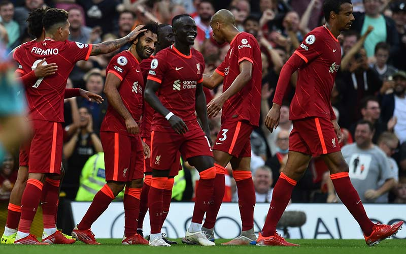 Soi kèo Liverpool vs Burnley lúc 18h30 ngày 21/8/2021