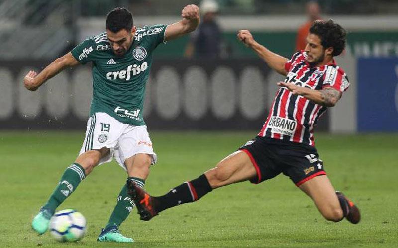 Soi kèo Sao Paulo vs Palmeiras lúc 7h30 ngày 11/8/2021