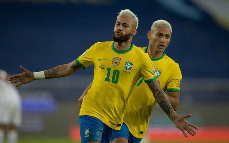 Soi kèo Brazil vs Peru lúc 07h30 ngày 10/09/2021