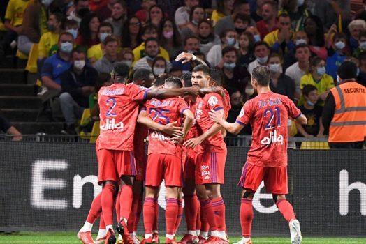 Soi kèo Lyon vs Strasbourg lúc 1h45 ngày 13/9/2021