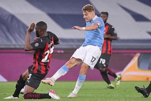 Soi kèo Milan vs Lazio lúc 23h00 ngày 12/9/2021