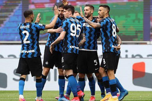 Soi kèo Sampdoria vs Inter lúc 17h30 ngày 12/9/2021