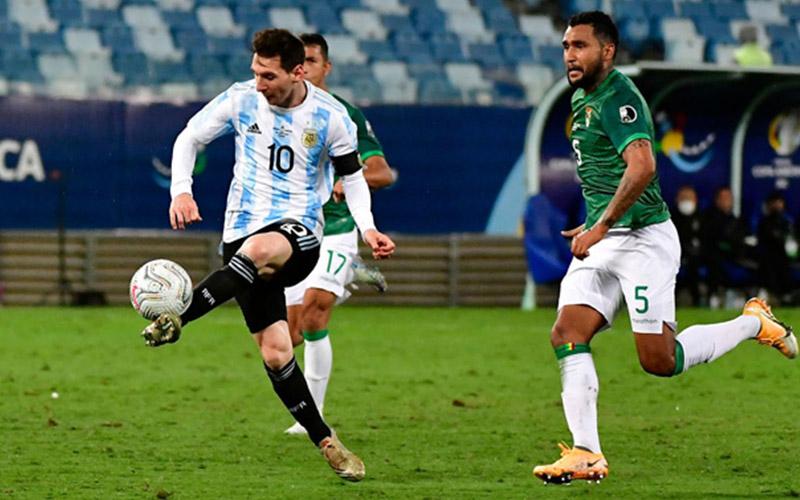 Soi kèo Argentina vs Bolivia lúc 6h30 ngày 10/9/2021