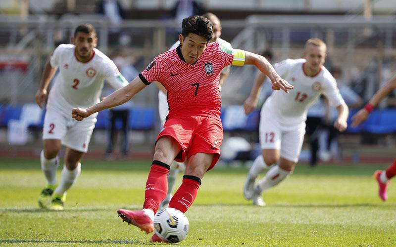 Soi kèo Hàn Quốc vs Lebanon lúc 18h00 ngày 7/9/2021
