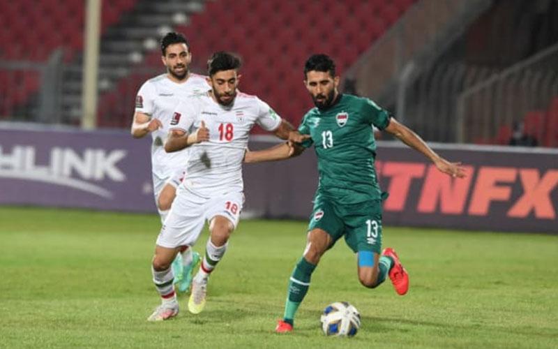 Soi kèo Iraq vs Iran lúc 1h00 ngày 8/9/2021