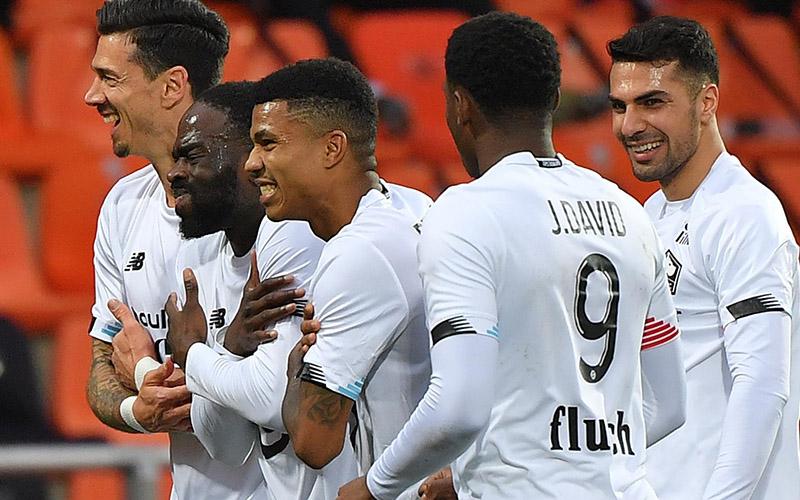 Soi kèo Lorient vs Lille lúc 2h00 ngày 11/9/2021