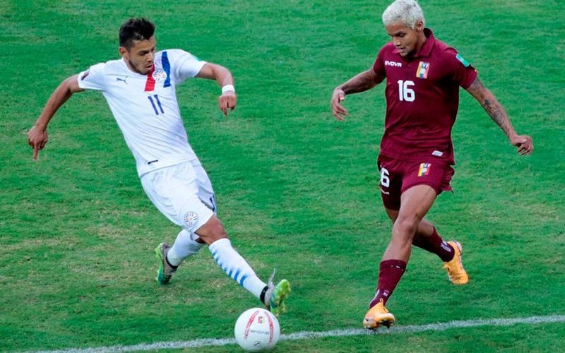 Soi kèo Paraguay vs Venezuela lúc 5h30 ngày 10/9/2021