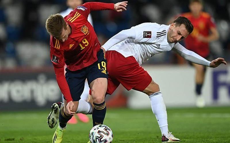 Soi kèo Tây Ban Nha vs Georgia lúc 1h45 ngày 6/9/2021