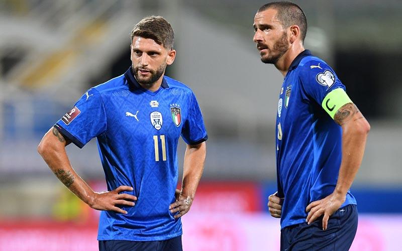 Soi kèo Thụy Sĩ vs Ý lúc 1h45 ngày 6/9/2021