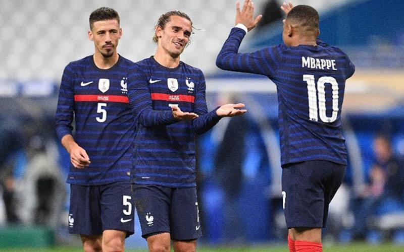 Soi kèo Ukraine vs Pháp lúc 1h45 ngày 5/9/2021