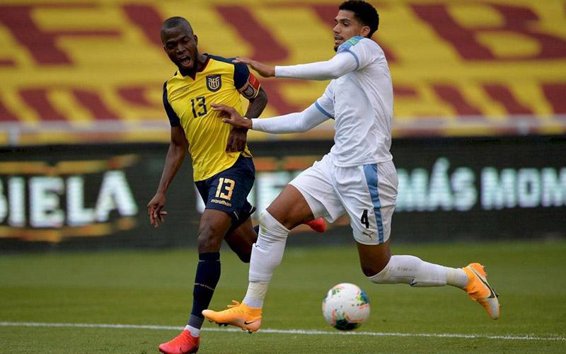 Soi kèo Uruguay vs Ecuador lúc 5h30 ngày 10/9/2021